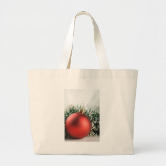 Christmas decorations canvas bags