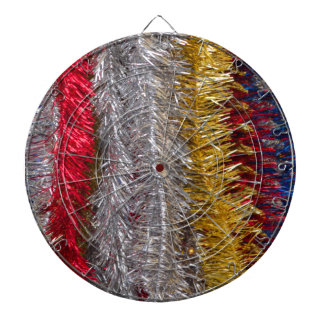 Christmas decorations dartboard