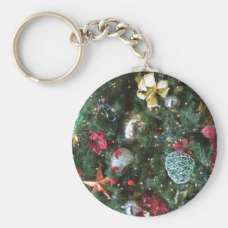 Christmas Decorations Keychain