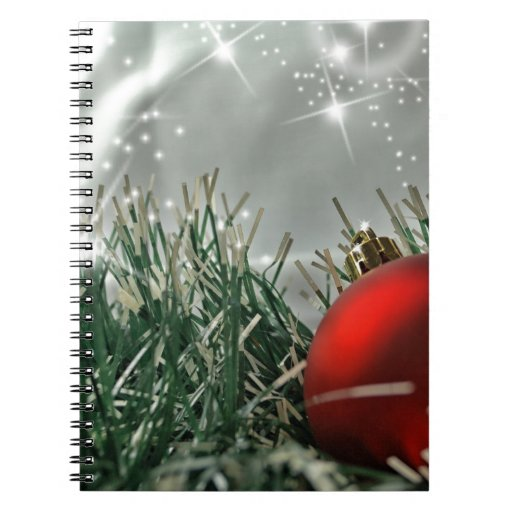Christmas decorations journal