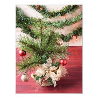 Christmas Decorations Photographic Print