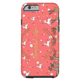 Christmas deer iphone 6 case