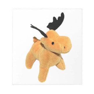 Christmas Deer transparent PNG Notepads
