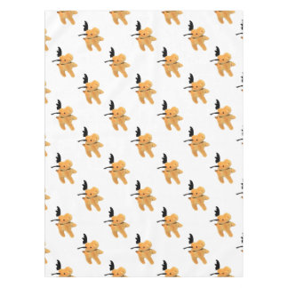 Christmas Deer transparent PNG Tablecloth