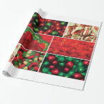 Christmas Delights Gift Wrap Paper