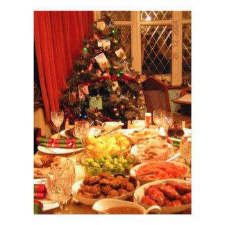Christmas Dinner 21.5 Cm X 28 Cm Flyer