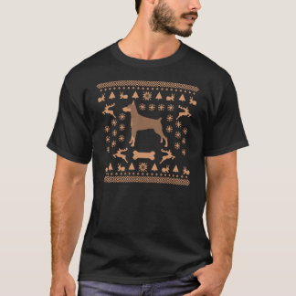 Christmas Dobe T-Shirt