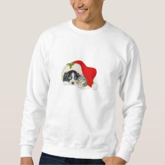 Christmas Dog and Cat Sweatshirt