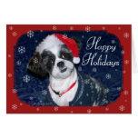 Christmas Dog Greeting Cards
