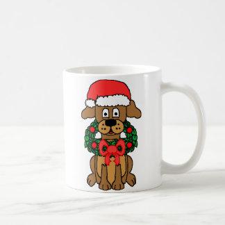 Christmas Dog Mug