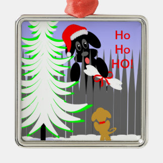 Christmas Dog Ornament for Pets or Dog Owners