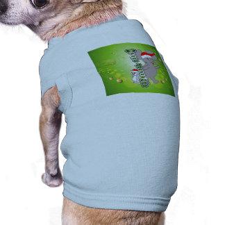 Christmas Doggie Tshirt
