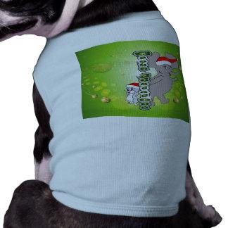 Christmas Dog Shirt
