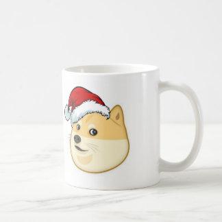 Christmas Doge Mug
