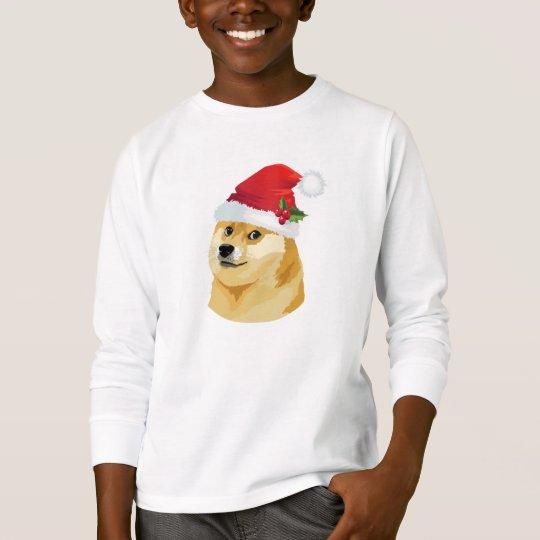 Christmas doge - santa doge - christmas dog