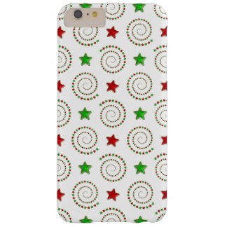 Christmas Doodle iPhone 6 plus barely there case