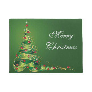 Christmas Door Mat