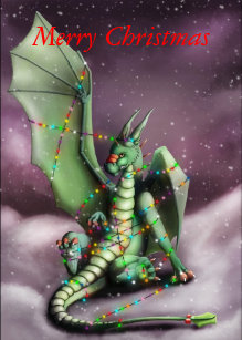 Christmas Dragon.Christmas Dragon Gifts Gift Ideas Zazzle Uk