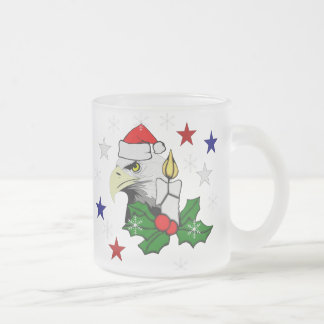 Christmas Eagle Coffee Mugs