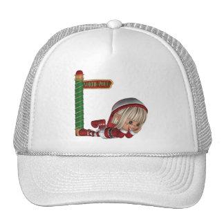 Christmas Elf Baseball Hat