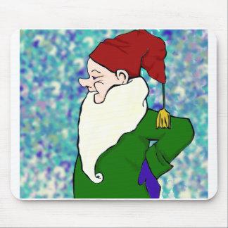 Christmas Elf Mouse Pad