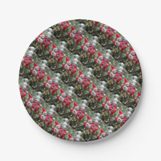 Christmas Elf Paper Plate