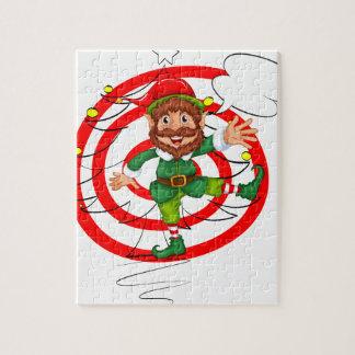Christmas Elf Puzzles