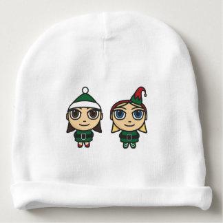 Christmas Elves Baby Cotton Beanies Baby Beanie