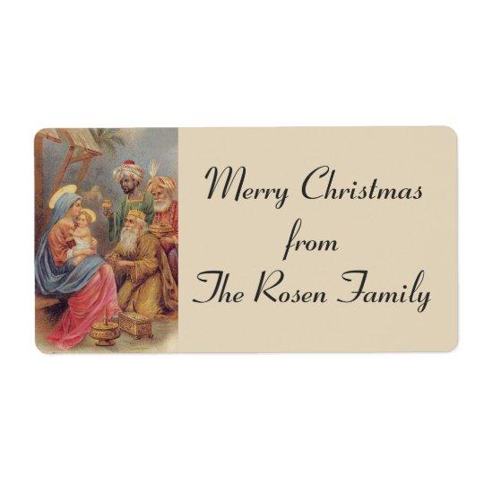 Christmas Epiphany Three Kings Holy Family