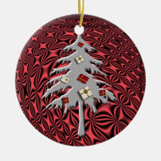 """Christmas Eve At Midnight""Tree ornament.* Christmas Ornament"