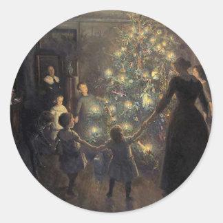 Christmas Eve Sticker