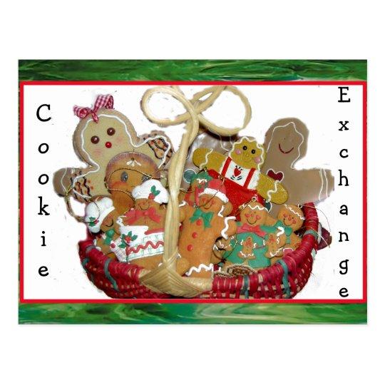 Christmas Exchange Postcard