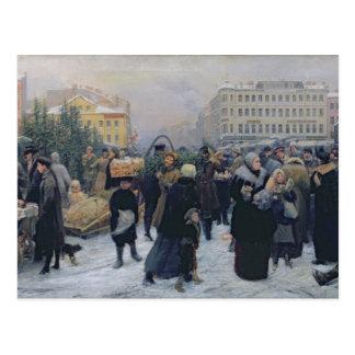 Christmas Fair Post Card
