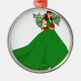 Christmas Fairy Christmas Ornament