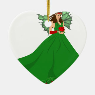 Christmas Fairy Christmas Ornament