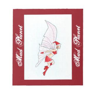Christmas Fairy Notepads