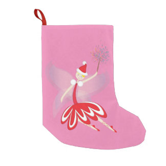 Christmas Fairy Stocking