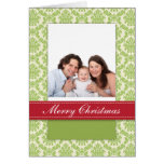 Christmas Family /Baby Picture Card