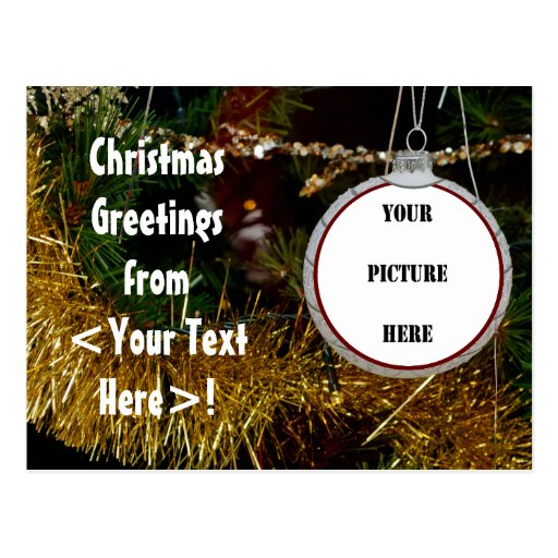 CHRISTMAS FAMILY FRIENDLY ORNAMENT v.1 ~