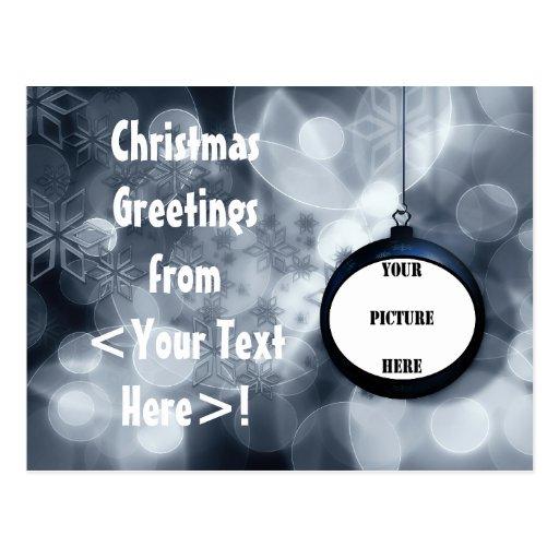 CHRISTMAS FAMILY FRIENDLY ORNAMENT v.2 ~