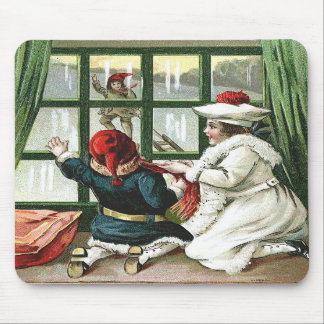 Christmas Family Mouse Pad