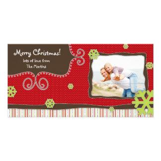 Christmas Family Photo Card