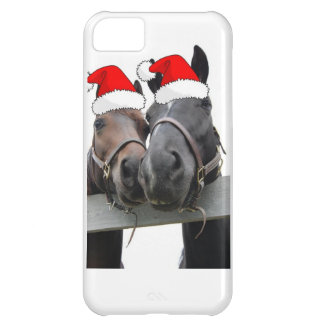 Christmas Farm Horse iPhone 5C Case