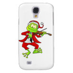 Christmas Fiddle Frog