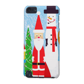 Christmas Figures iPod Touch 5G Case