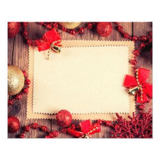 "Christmas Flyer 4.5"" X 5.6"" Flyer"