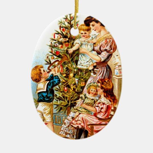 Christmas For a Mother Christmas Ornament