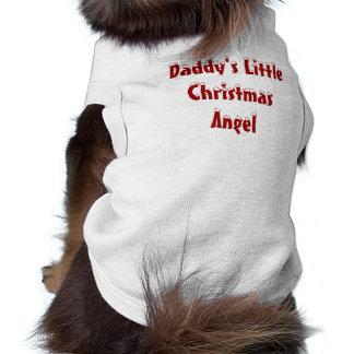 CHRISTMAS FOR DOGS SLEEVELESS DOG SHIRT