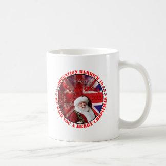 Christmas for operation Herrick 19 Basic White Mug