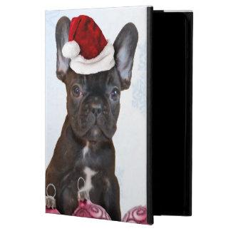 Christmas French Bulldog Case For iPad Air